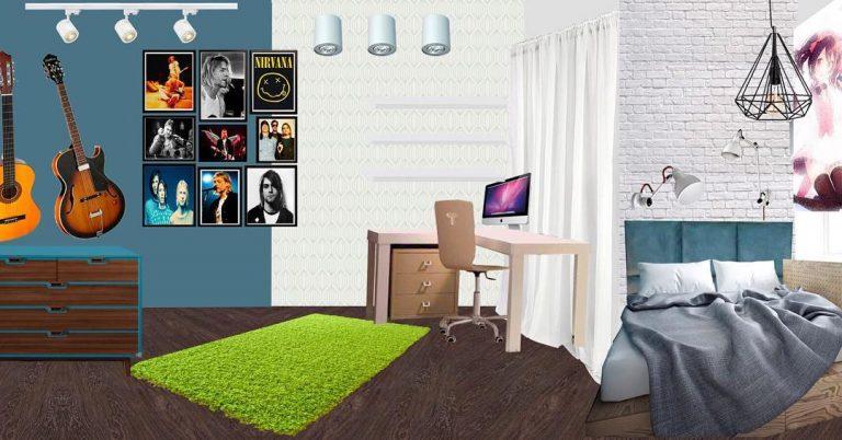 Все приемы дизайна для квартиры в одной куче