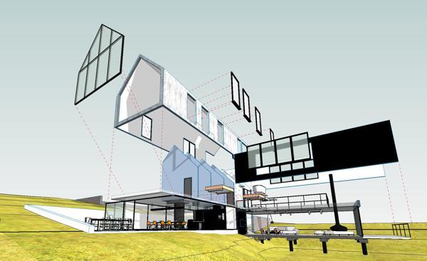 Проектирование домов с помощью BIM технологии